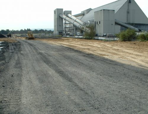 Former Research/Manufacturing Facility Cleanup & Closure